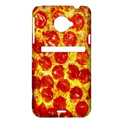 Pizza HTC Evo 4G LTE Hardshell Case
