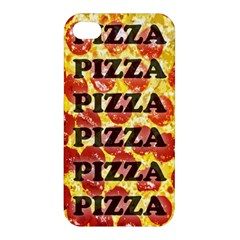 Pizza Pizza Pizza Pizza Apple iPhone 4/4S Hardshell Case