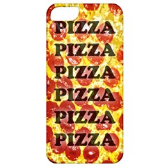 Pizza Pizza Pizza Pizza Apple iPhone 5 Classic Hardshell Case