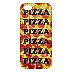 Pizza Pizza Pizza Pizza Iphone 5 Premium Hardshell Case