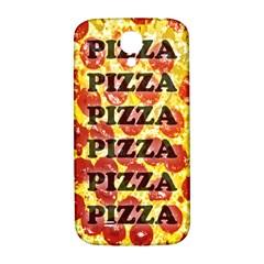 Pizza Pizza Pizza Pizza Samsung Galaxy S4 I9500/i9505  Hardshell Back Case
