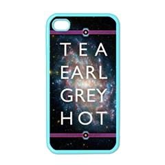 Tea, Earl Grey, Hot Apple Iphone 4 Case (color)