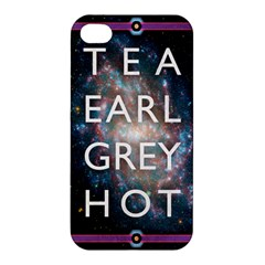 Tea, Earl Grey, Hot Apple iPhone 4/4S Premium Hardshell Case