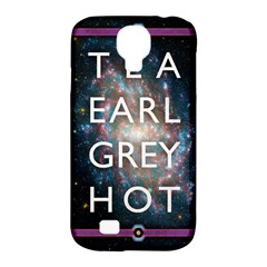 Tea, Earl Grey, Hot Samsung Galaxy S4 Classic Hardshell Case (pc+silicone)