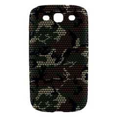 make love not war Samsung Galaxy S III Hardshell Case