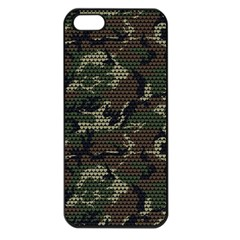 make love not war Apple iPhone 5 Seamless Case (Black)