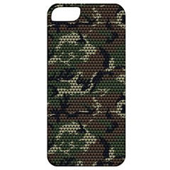 make love not war Apple iPhone 5 Classic Hardshell Case