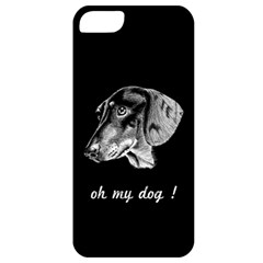oh my dog ! Apple iPhone 5 Classic Hardshell Case
