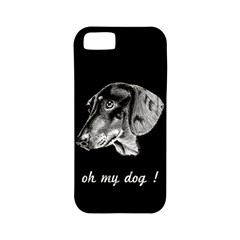 oh my dog ! Apple iPhone 5 Classic Hardshell Case (PC+Silicone)