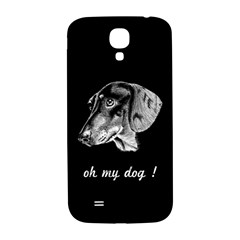 oh my dog ! Samsung Galaxy S4 I9500/I9505  Hardshell Back Case