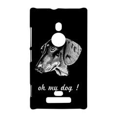 oh my dog ! Nokia Lumia 925 Hardshell Case