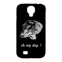 Oh My Dog ! Samsung Galaxy S4 Classic Hardshell Case (pc+silicone)