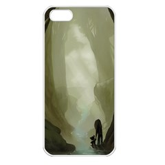 Fearless Apple Iphone 5 Seamless Case (white)