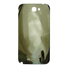 Fearless Samsung Note 2 N7100 Hardshell Back Case
