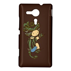 Charlie Sony Xperia Sp M35H Hardshell Case