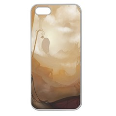Storm Apple Seamless iPhone 5 Case (Clear)