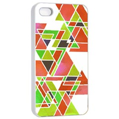 Trianglez Apple Iphone 4/4s Seamless Case (white)