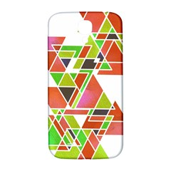 TRIANGLEZ Samsung Galaxy S4 I9500/I9505  Hardshell Back Case