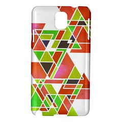 TRIANGLEZ Samsung Galaxy Note 3 N9005 Hardshell Case