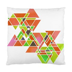 triangle pillow Cushion Case (Single Sided)