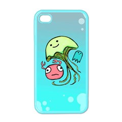 Ocean Party Apple Iphone 4 Case (color)