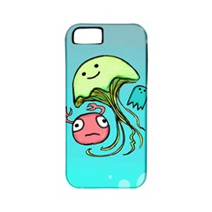 Ocean Party Apple iPhone 5 Classic Hardshell Case (PC+Silicone)