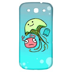 Ocean Party Samsung Galaxy S3 S III Classic Hardshell Back Case