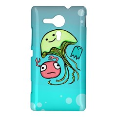 Ocean Party Sony Xperia Sp M35H Hardshell Case