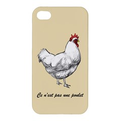 It s a rooster. Apple iPhone 4/4S Premium Hardshell Case