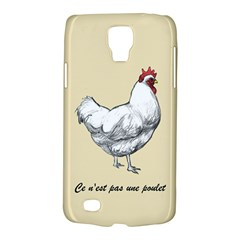 It s a rooster. Samsung Galaxy S4 Active (I9295) Hardshell Case