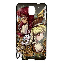 Steampunk Sisters Samsung Galaxy Note 3 N9005 Hardshell Case
