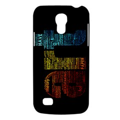 Art Samsung Galaxy S4 Mini Hardshell Case