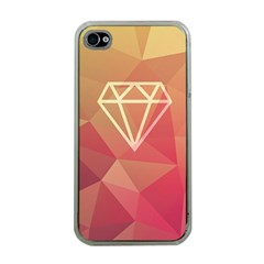 Diamond Apple iPhone 4 Case (Clear)