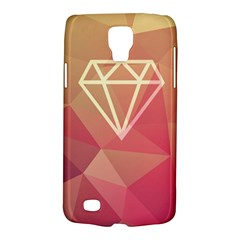 Diamond Samsung Galaxy S4 Active (I9295) Hardshell Case