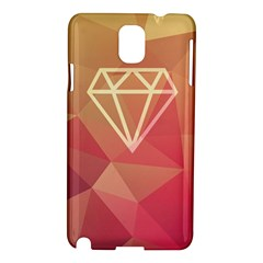 Diamond Samsung Galaxy Note 3 N9005 Hardshell Case