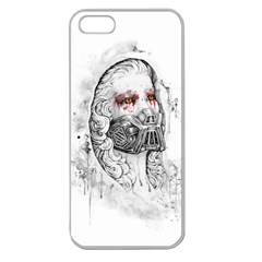 Apocalypse Apple Seamless iPhone 5 Case (Clear)