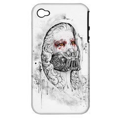 Apocalypse Apple iPhone 4/4S Hardshell Case (PC+Silicone)