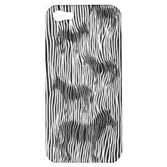 Where s the zebra? Apple iPhone 5 Hardshell Case