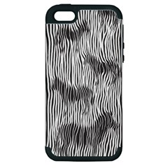Where s The Zebra? Apple Iphone 5 Hardshell Case (pc+silicone)