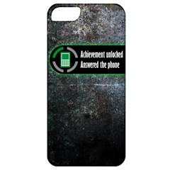 Achievement Unlocked Apple iPhone 5 Classic Hardshell Case