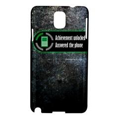 Achievement Unlocked Samsung Galaxy Note 3 N9005 Hardshell Case