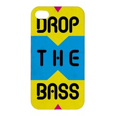 DROP THE BASS Apple iPhone 4/4S Hardshell Case