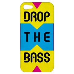 DROP THE BASS Apple iPhone 5 Hardshell Case