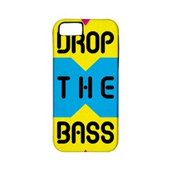 Drop The Bass Apple Iphone 5 Classic Hardshell Case (pc+silicone)