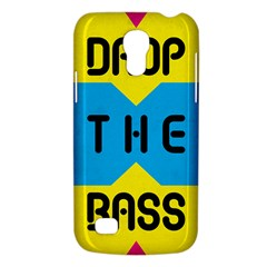 Drop The Bass Samsung Galaxy S4 Mini Hardshell Case