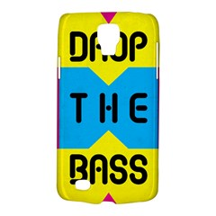 Drop The Bass Samsung Galaxy S4 Active (i9295) Hardshell Case