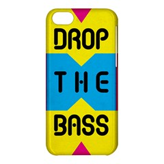 Drop The Bass Apple Iphone 5c Hardshell Case