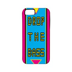 Bass Dropping Apple iPhone 5 Classic Hardshell Case (PC+Silicone)