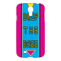 Bass Dropping Samsung Galaxy S4 I9500/I9505 Hardshell Case