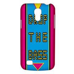 Bass Dropping Samsung Galaxy S4 Mini Hardshell Case